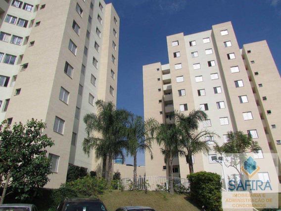 Apartamento Com 2 Dorms, Vila Maria Augusta, Itaquaquecetuba - R$ 215.000,00, 47m² - Codigo: 680 - A680