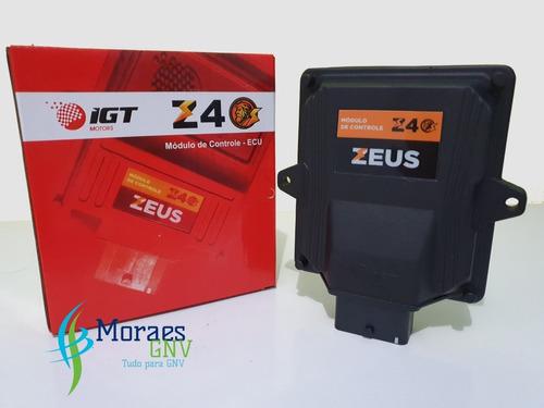 Central Modulo Igt Zeus Z4 Gnv 5ª Geração Novo C/ Nf
