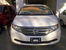 Honda Odyssey Exl Minivan Cd Qc At