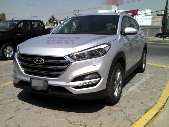 Hyundai Tucsson 2016 Limited 4 Cil Aut Eng $62,000
