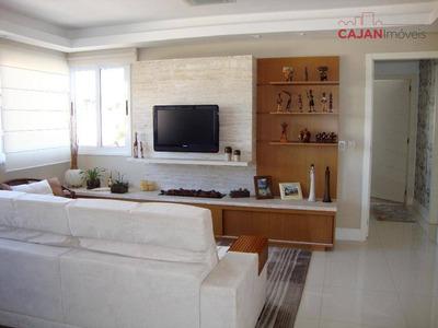 Apartamento Semimobiliado De 3 Dormitórios (transformado Em 2) E 2 Vagas De Garagem No Bairro Rio Branco - Ap3150