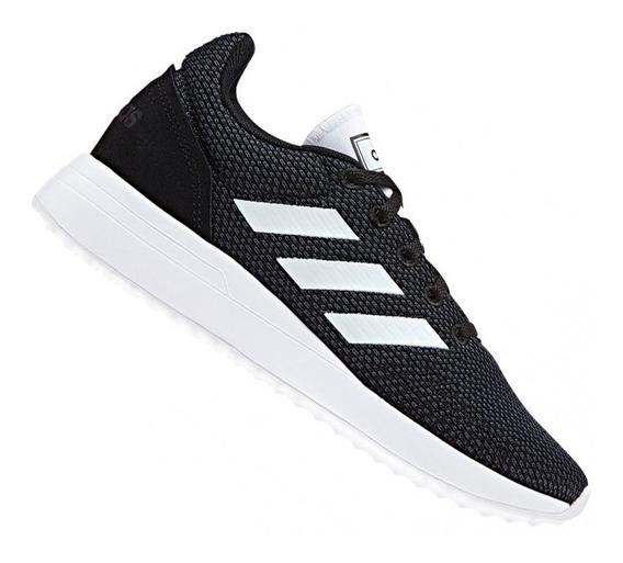 Tênis Infantil adidas Run70s Preto E Branco Menino Original