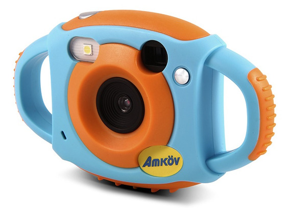 Amkov Câmera De Vídeo Digital Bonita Max. 5 Mega Pixels Embu