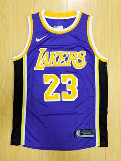 Camiseta Importada Basket Lakers Lebron James Basquet