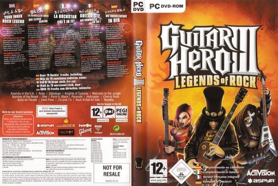 Guitar Hero 3 Para Pc - Dvd