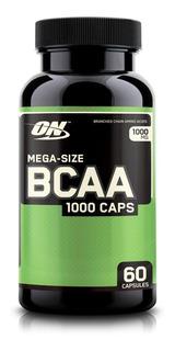 Bcaa 1000mg 60 Caps Optimum Nutrition 03/21