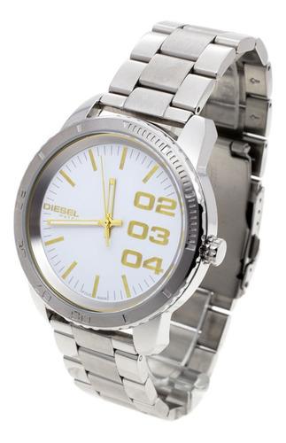 Reloj Diesel Hombre 609a - Todo Acero 316 L Wr50