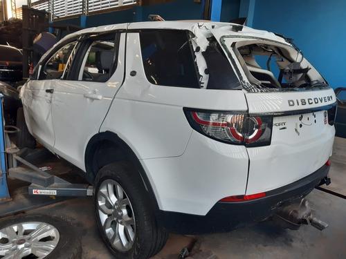 Sucata Discovery Sport 2.0 Turbo Flex 2018 Para Venda Peças