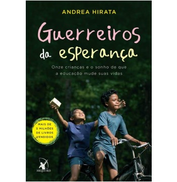 Guerreiros Da Esperança - Livro Andrea Hirata