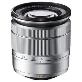 Lente Fujinon Xc16-50mm F3.5-5.6 Ois Prata