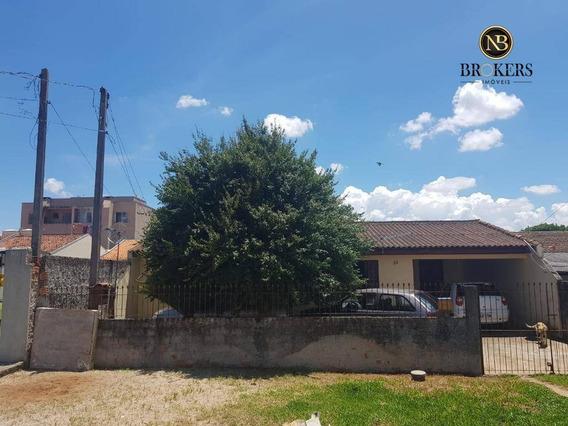 Terreno À Venda, 420 M² Por R$ 350.000,00 - Guatupê - São José Dos Pinhais/pr - Te0022