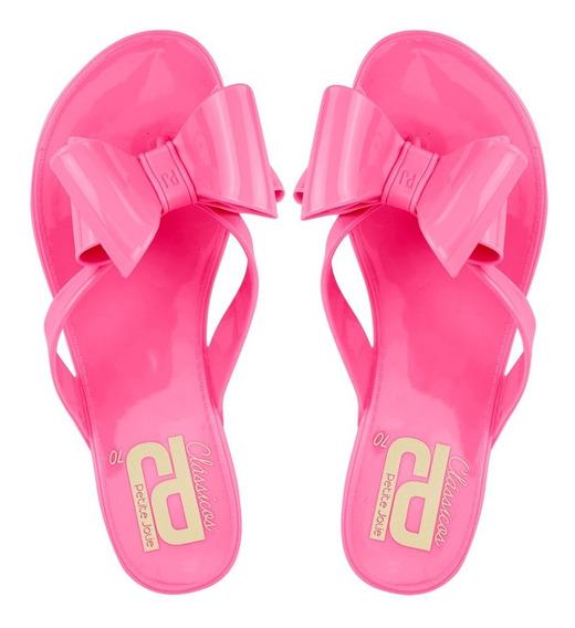 Chinelo Petite Jolie 09/2019 Pj2746 Pink Lemonade