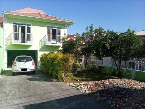 Casa Com 2 Dormitórios À Venda, 112 M² Por R$ 469.000,00 - Bela Vista - São José/sc - Ca0305