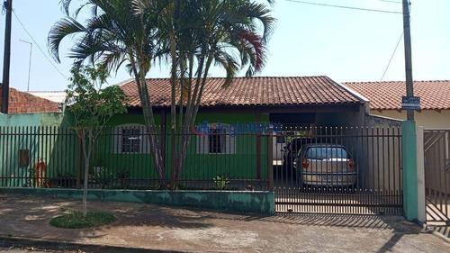 Casa À Venda, 160 M² Por R$ 260.000,00 - Catuai - Londrina/pr - Ca1684
