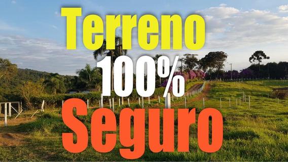 22a - Terreno 100% Documentado No Interior De Sp