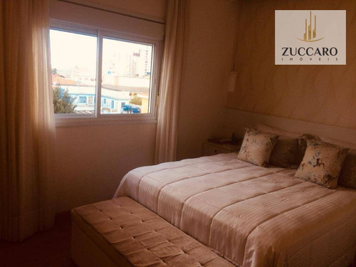 Apartamento À Venda, 83 M² Por R$ 620.000,00 - Picanco - Guarulhos/sp - Ap6130