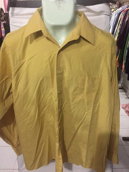 ° Camisa Xl Van Heusen Id 7490 Usada Detalle Hombre 4x3