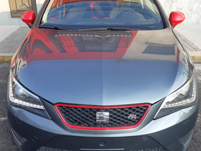 Seat Ibiza 1.2 Fr Turbo Red Pack Mt 2017