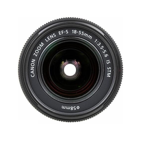 Lente Canon Ef-s 18-55mm F/3.5-5.6 Is Stm Kit
