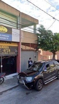 Imagem 1 de 5 de Salão Para Alugar, 150 M² Por R$ 2.500/mês - Vila Santo Antônio - Jandira/sp - Sl0106