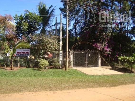 Chácara Residencial À Venda, Chácara Cruzeiro Do Sul, Sumaré - Ch0018. - Ch0018