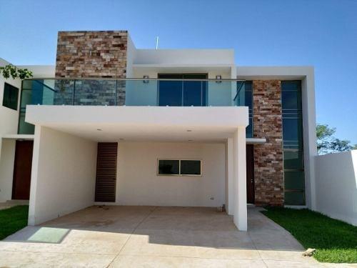 Casa En Venta, Privada, Temozon, Zona Cabo Norte. Cv-5385
