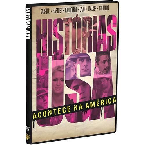 Dvd Histórias Usa - Acontece Na America - Comprou Ganha 1dvd