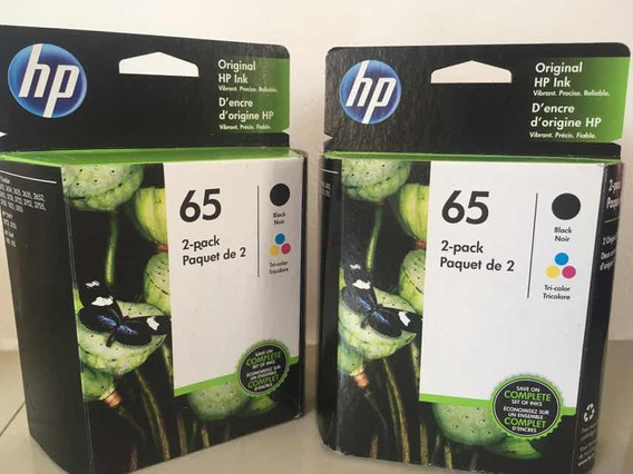 Tinta Hp 65 Original