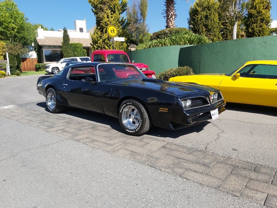 Trans Am Clasico V8 403 1978. Placas Antiguo. Regularizado.