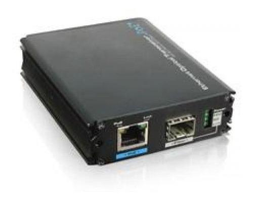 Media Converter Ethernet Poe  Fibra Óptica Marca Cygnus