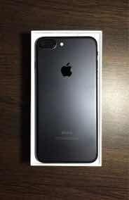 iPhone 7 Plus Black Mate 128 G