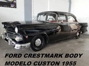Ford Crestmark Body 1955