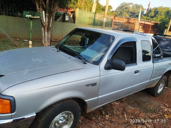 Ford Ranger 4.0 Xlt V6 Space Cab 4x2 1996
