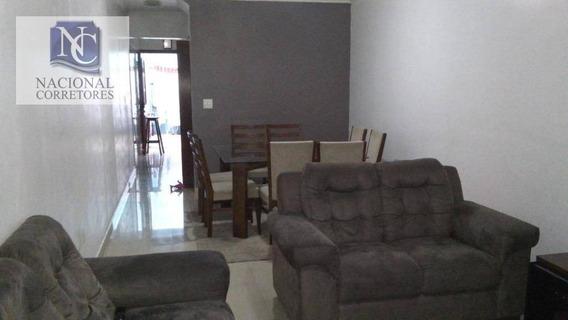 Sobrado Com 3 Dormitórios À Venda, 120 M² Por R$ 450.000,00 - Jardim Aricanduva - São Paulo/sp - So3436
