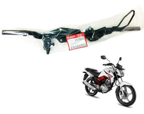 Pedal Apoio Estribo Titan 150 Fan 150 Todas Original Honda