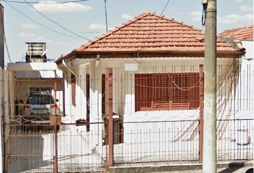 Terreno Residencial À Venda, Mooca, São Paulo. - Te0107