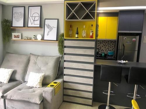 Apartamento 55 Mts Inspire Barueri - 02 Dorms - 01vaga - Oportunidade - Ótima Localização - Rr3281 - 69208346