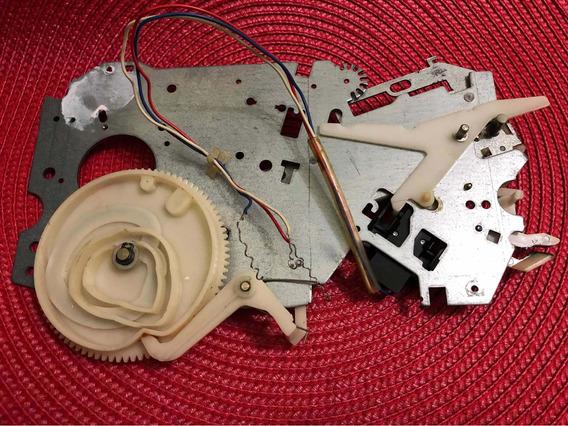 Toca Disco Technics Sl D2 Mecanismo Do Automático