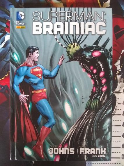 Superman Brainiac Panini Seminovo