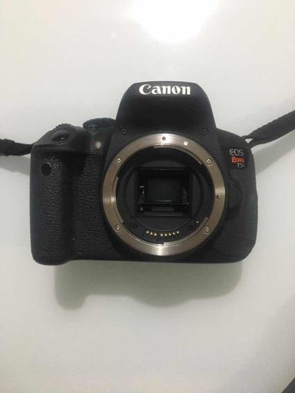 Câmera Canon T5i Com Duas Lentes