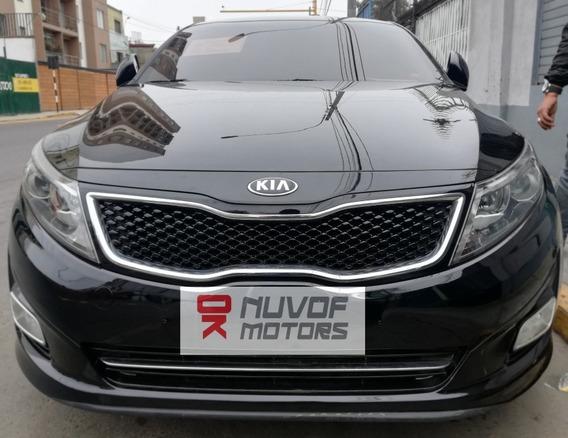 Kia Optima K5 2015 Glp De Fábrica Entrega Inmediata