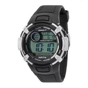 Relógio Speedo Masculino Digital 81174g0evnp1 Original