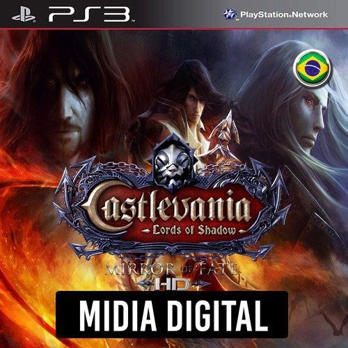 Ps3 Psn* - Castlevania Lords Of Shadow Mirror Of Fate Hd