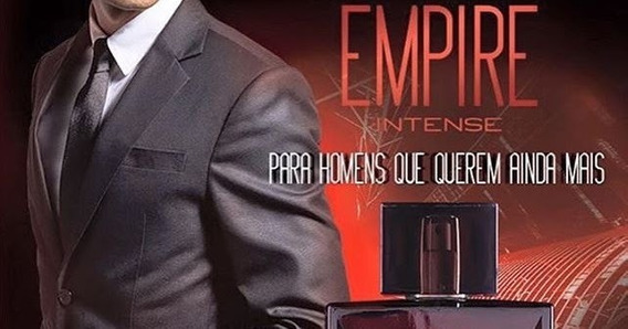 Kit Com 2 Perfumes Masculino Empire Intense Hinode