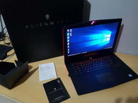 Notebook Dell Alienware 15 R3 (i7-7700hq/16gb/1tb+256gb M.2)