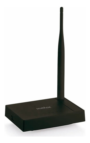 Roteador Wireless 150mps 1 Antena Wifi Mirage Barato Atacado