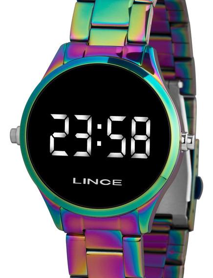 Relógio Lince Feminino Digital Fruta Cor Mdt4617l Bxqx