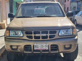 Isuzu Rodeo Limited 2002