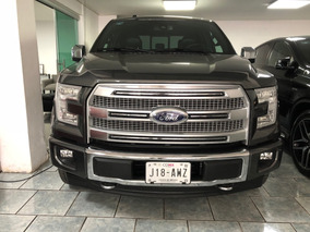 Ford Lobo 3.5 Doble Cabina Platinum 4x4 At 2017