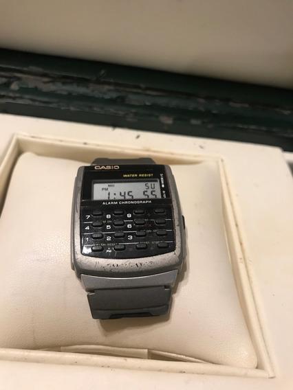 Reloj Casio Vintage Calculadora Ca-53